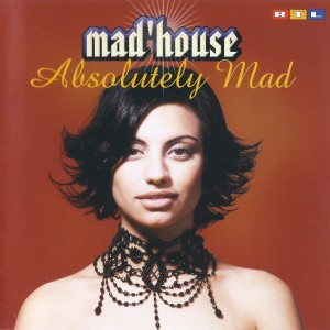 Mad'house - Absolutely Mad CD - 0141102KON