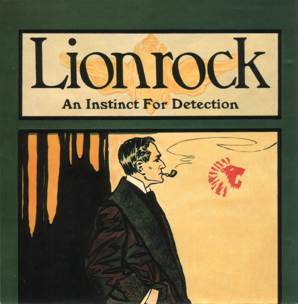 Lionrock - An Instinct For Detection CD - 74321342812