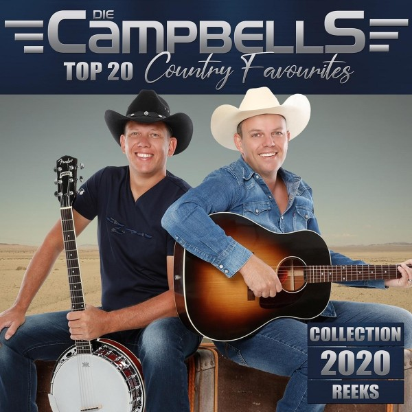 Die Campbells - Top 20 Country Favourites CD - VONK458
