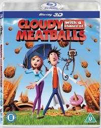 Cloudy With A Chance Of Meatballs 3D Blu-Ray - 10225714