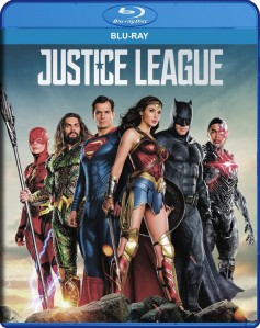 Justice League Blu-Ray - Y34839 BDW