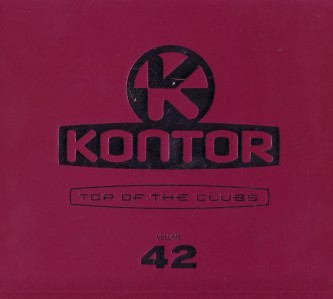 Kontor: Top Of The Clubs Volume 42 CD - 0196022KON