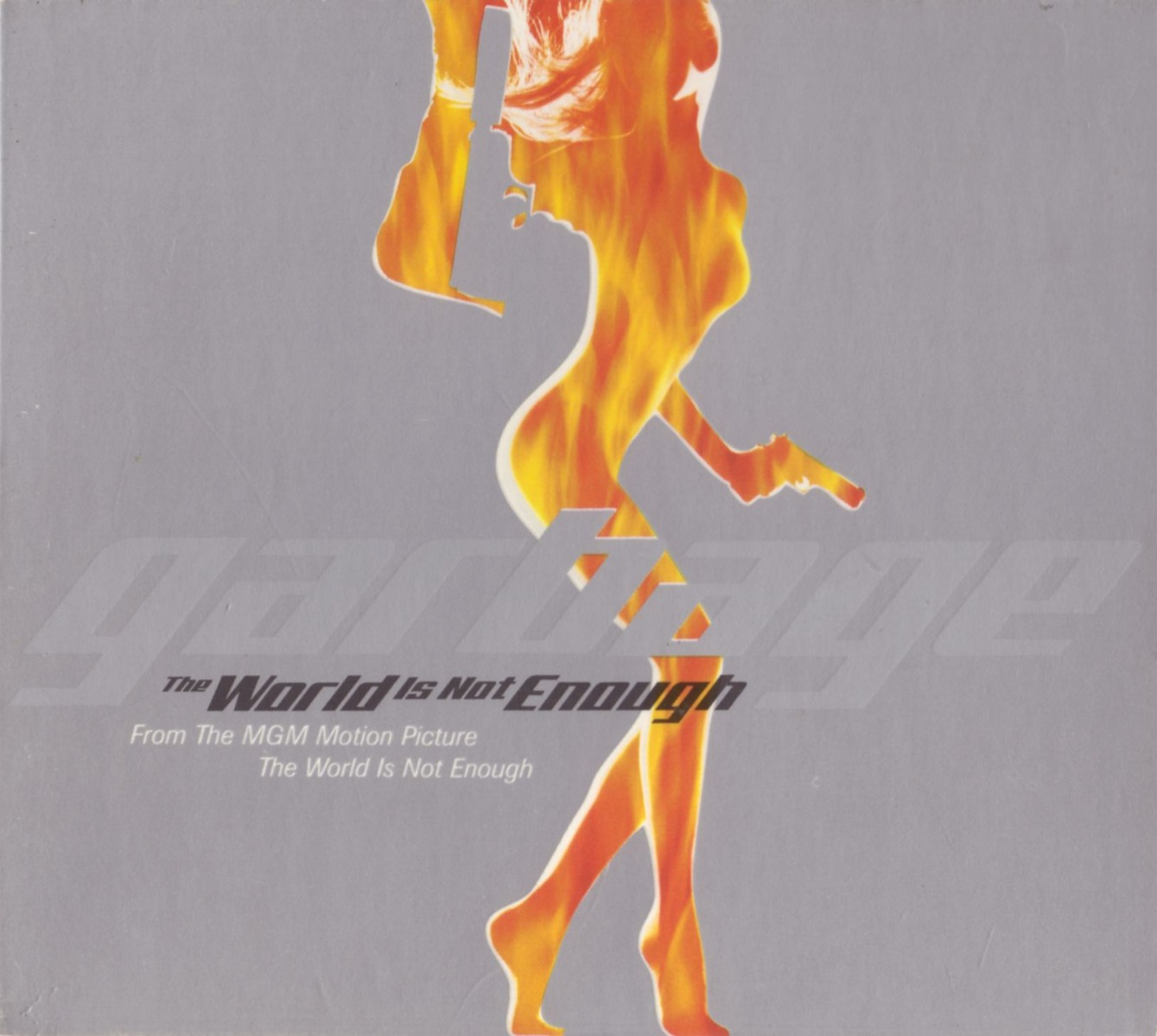 Garbage - The World Is Not Enough CD - 155 672-2