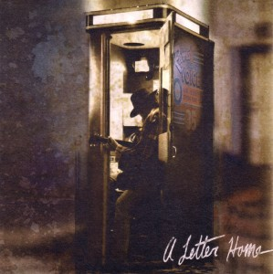 Neil Young - A Letter Home CD - 9362493999