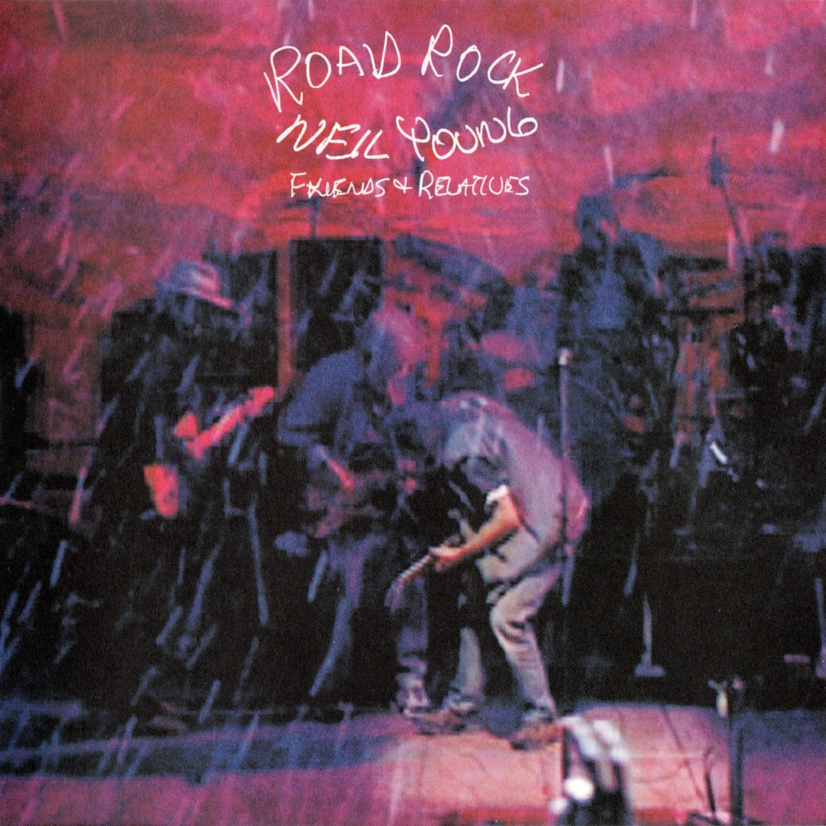 Neil Young - Road Rock CD - 9362480362