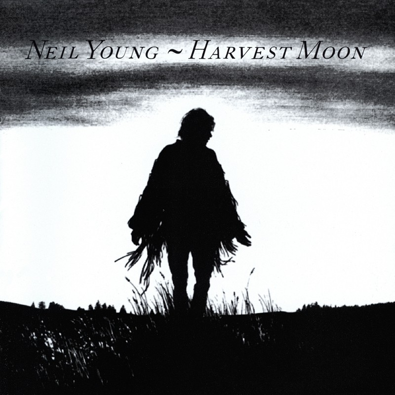 Neil Young - Harvest Moon CD - 9362450572