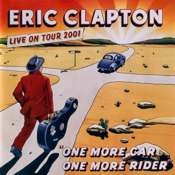 Eric Clapton - One More Car One More Rider CD - 9362483822