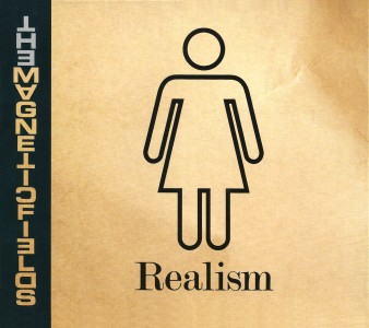 The Magnetic Fields - Realism CD - 7559798219