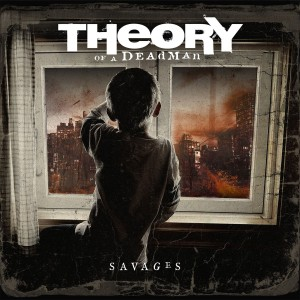 Theory Of A Deadman - Savages CD - RR7563-2