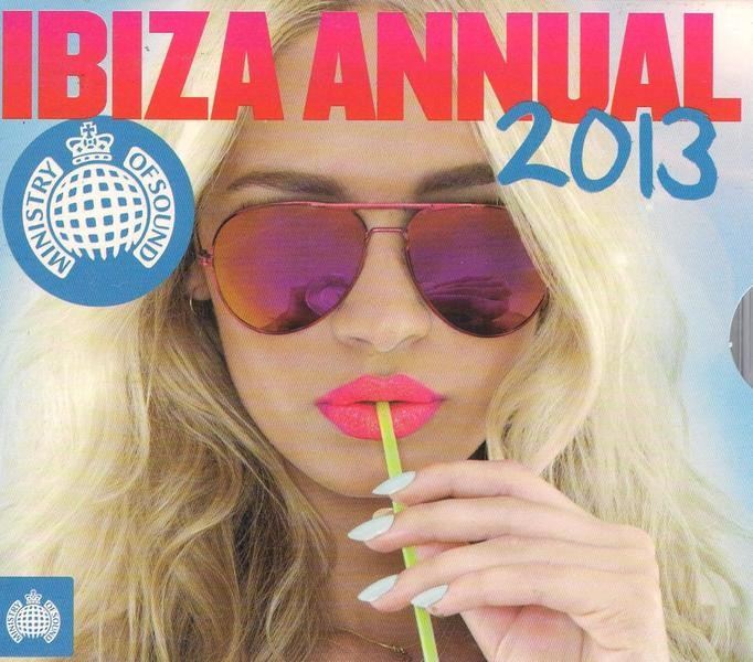 Ministry Of Sound - Ibiza Annual 2013 CD - CDJUST 561