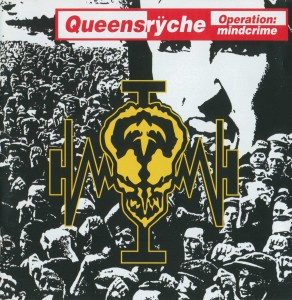 Queensryche - Operation:Mindcrime (Remastered) CD - 0724358106824
