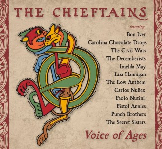 The Chieftains - Voice of Ages CD+DVD - 08880 7233623