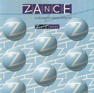 Zance: A Decade Of Dance From ZTT CD - 4509960552