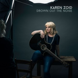 Karen Zoid - Drown Out The Noise CD - CDJUKE 95