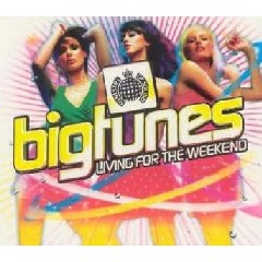 Ministry Of Sound: Big Tunes - Living For The Weekend CD - CDJUST 057