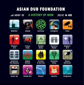 Asian Dub Foundation - A History Of Now CD - COOKCD 532