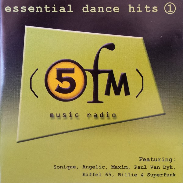 5FM Essential Dance Hits 1 CD - SMCD 022