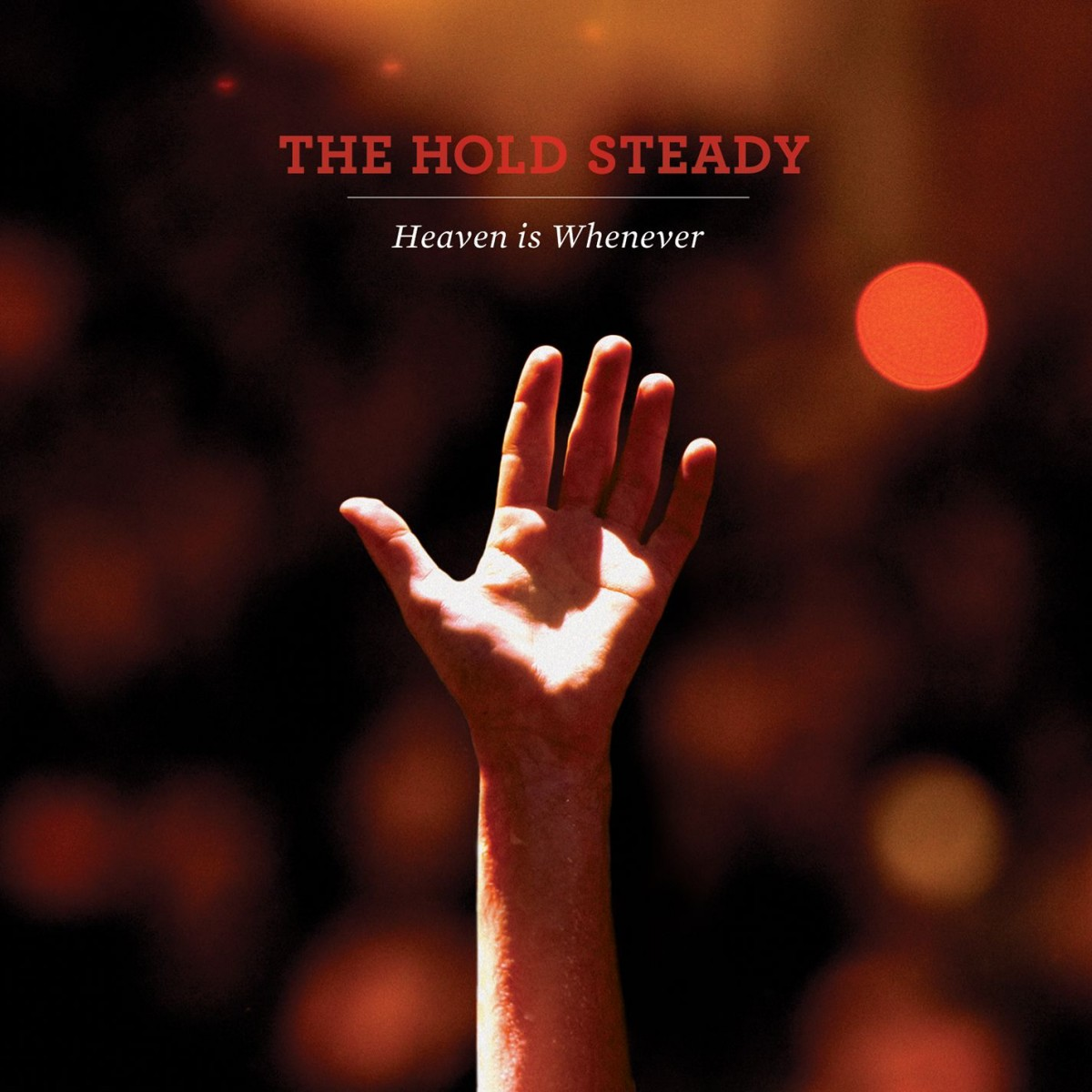 The Hold Steady - Heaven Is Whenever CD - VR 593