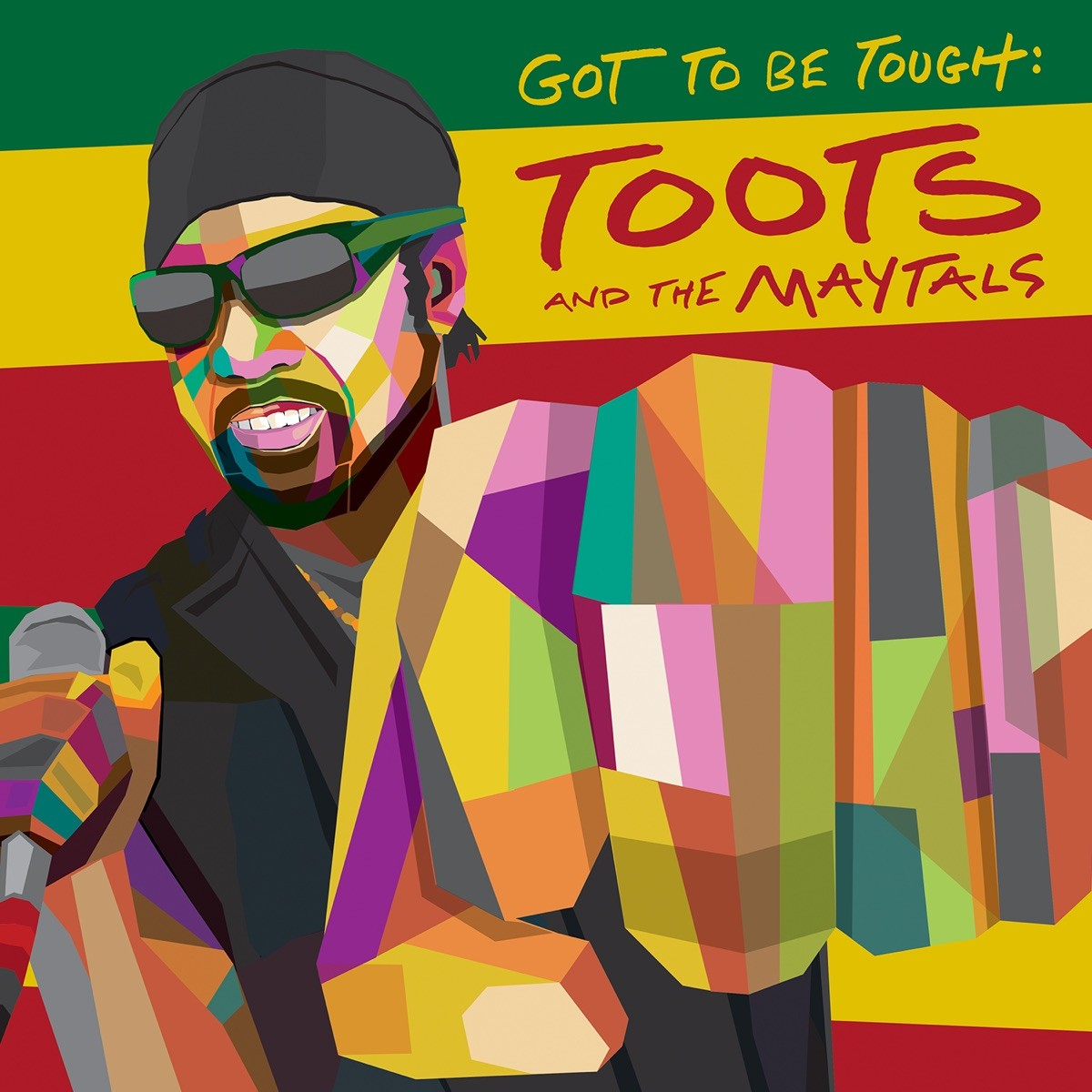 Toots & The Maytals - Got To Be Tough VINYL - 538600641