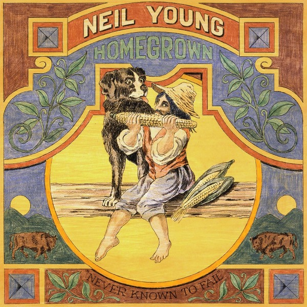 Neil Young - Homegrown CD - 093624898672