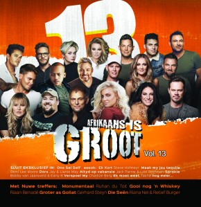 Afrikaans Is Groot Vol. 13 CD - CDJUKE 249