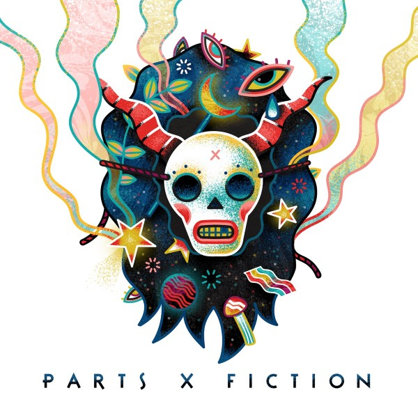 Parts X Fiction - Parts X Fiction CD - CDJUST819