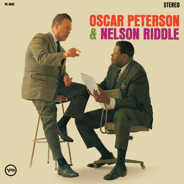 Oscar Peterson & Nelson Riddle - Oscar Peterson & Nelson Riddle CD - 060251790900