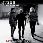 Queen & Adam Lambert - Live Around the World CD - 060250736905