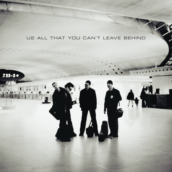 U2 - All That You Can't Leave Behind (20th Anniversary Edition / Remastered 2020) CD - 060250736334