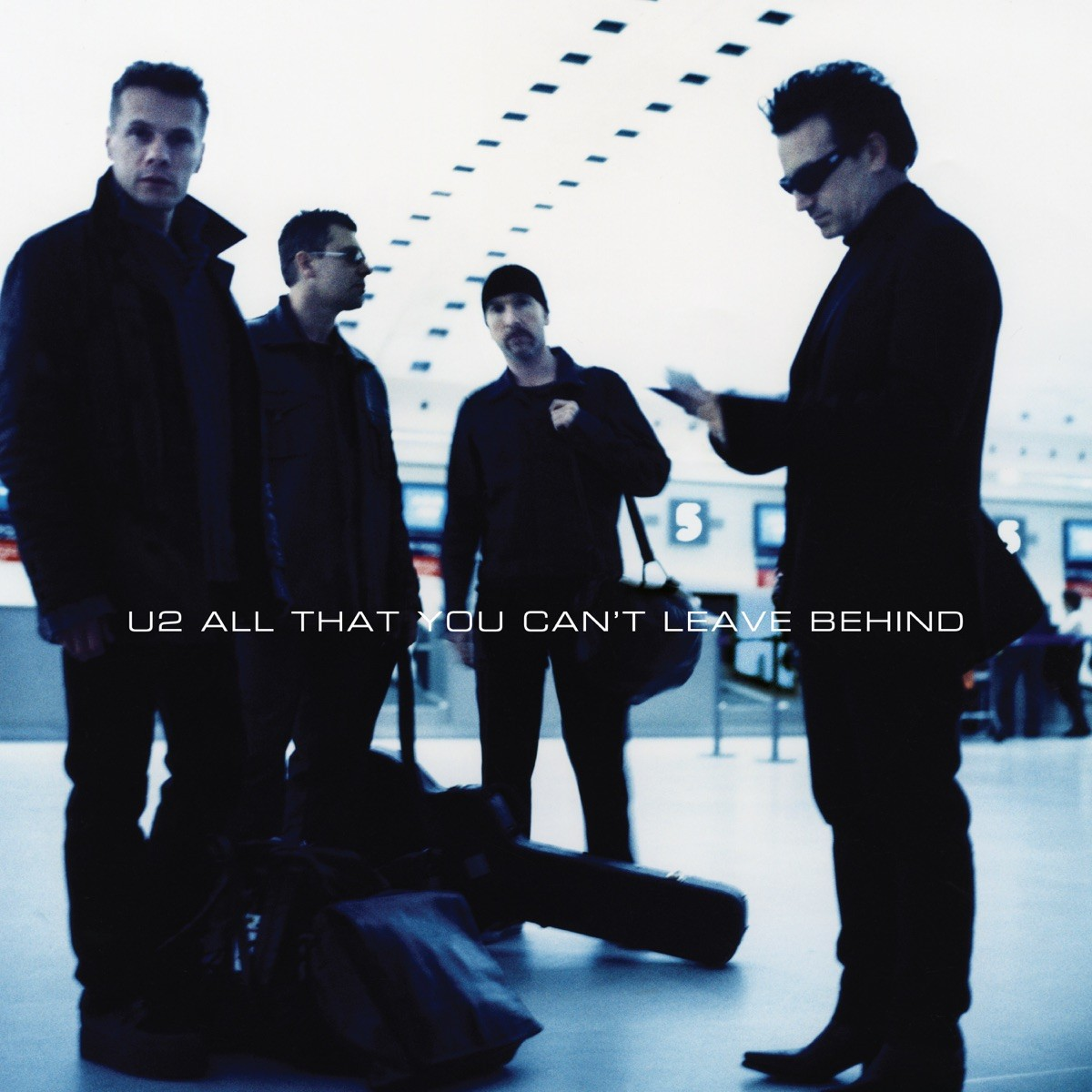 U2 - All That You Can't Leave Behind (20th Anniversary Edition / Deluxe / Remastered 2020) CD - 060250736348
