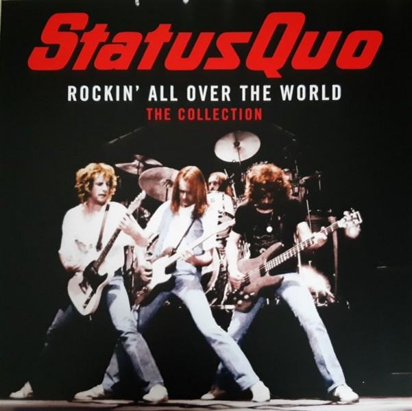 Status Quo - Rockin' All Over The World: The Collection VINYL - 060257765972