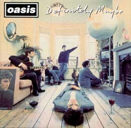 Oasis - Definitely Maybe CD - 4773182