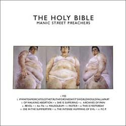 Manic Street Preachers - The Holy Bible CD - 4774212