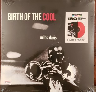 Miles Davis - Birth Of The Cool (Limited Edition Red Vinyl) VINYL - 8436559464338