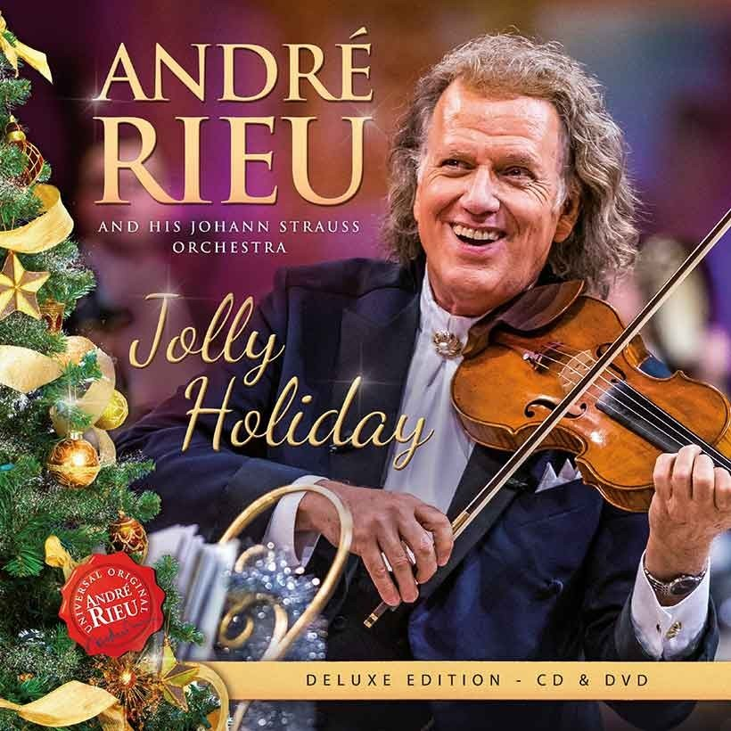 Andre Rieu - Jolly Holiday CD+DVD - 744475488182