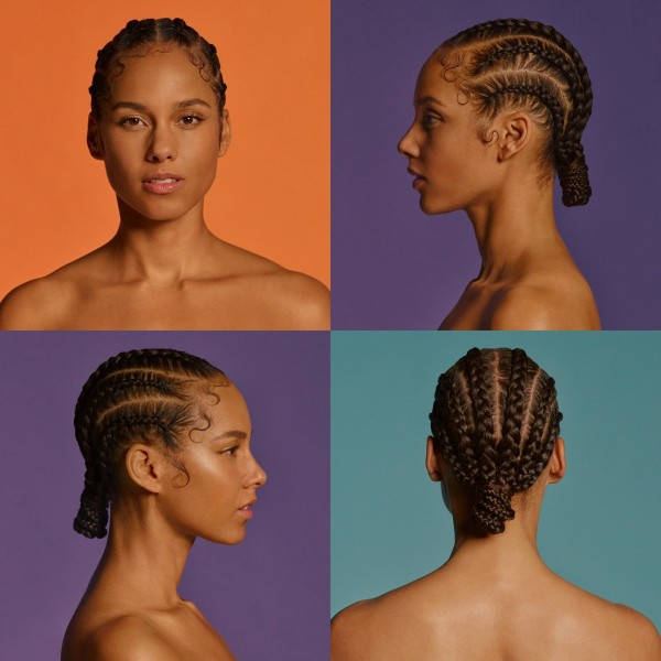 Alicia Keys - ALICIA CD - CDRCA7569