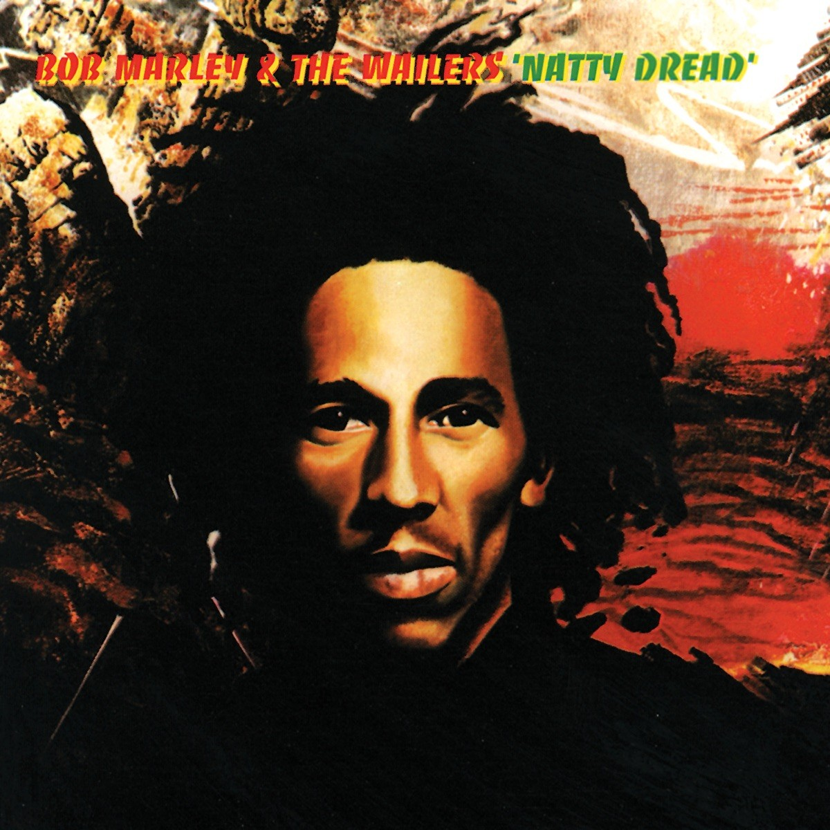 Bob Marley & The Wailers - Natty Dread (Half-Speed Master) VINYL - 060243508131