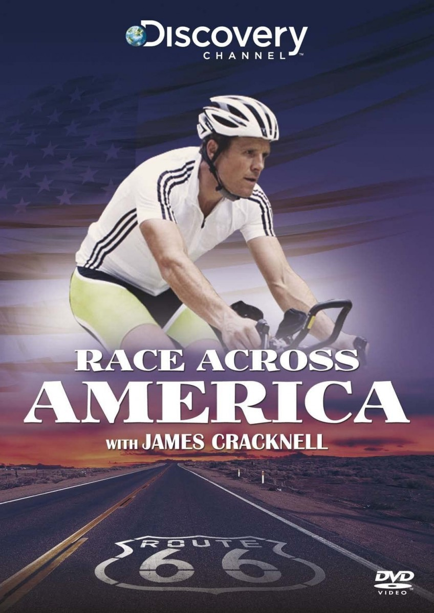 Race Across America With James Cracknell DVD - GRDC4650