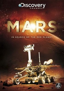 Mars: In Search of The Red Planet DVD - GRD4046