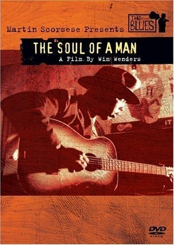 Martin Scorsese Presents the Blues - The Soul of a Man DVD - SMADVD031
