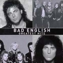 Bad English - Greatest Hits CD - 4805435
