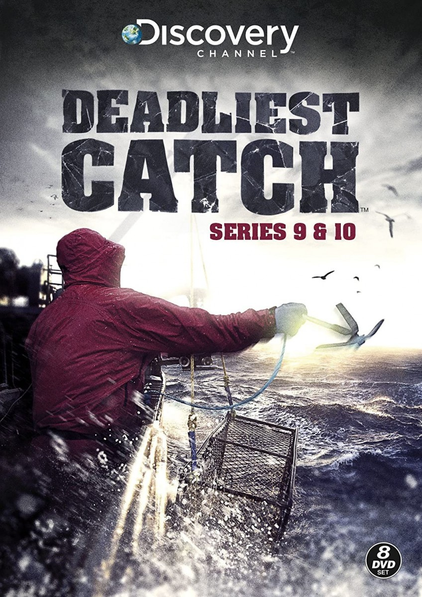 Deadliest Catch Series 9 & 10 DVD - GRDC9022
