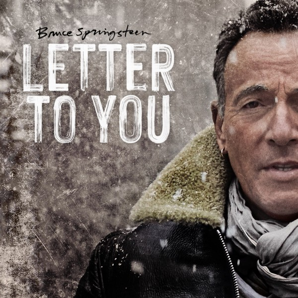 Bruce Springsteen - Letter To You CD - 19439811582