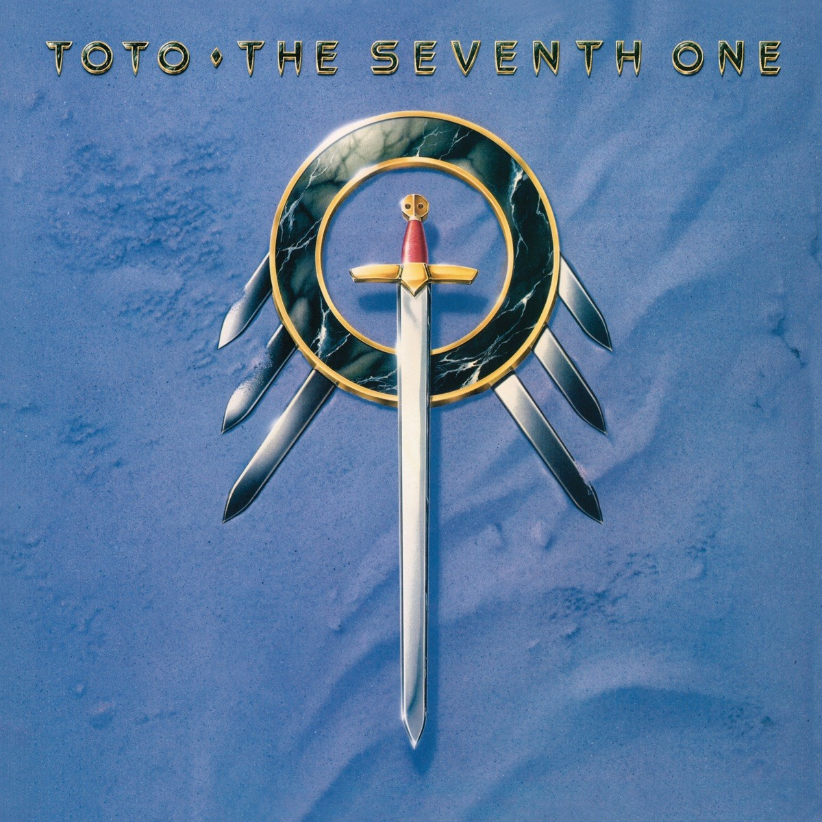 Toto - The Seventh One VINYL - 19075801151