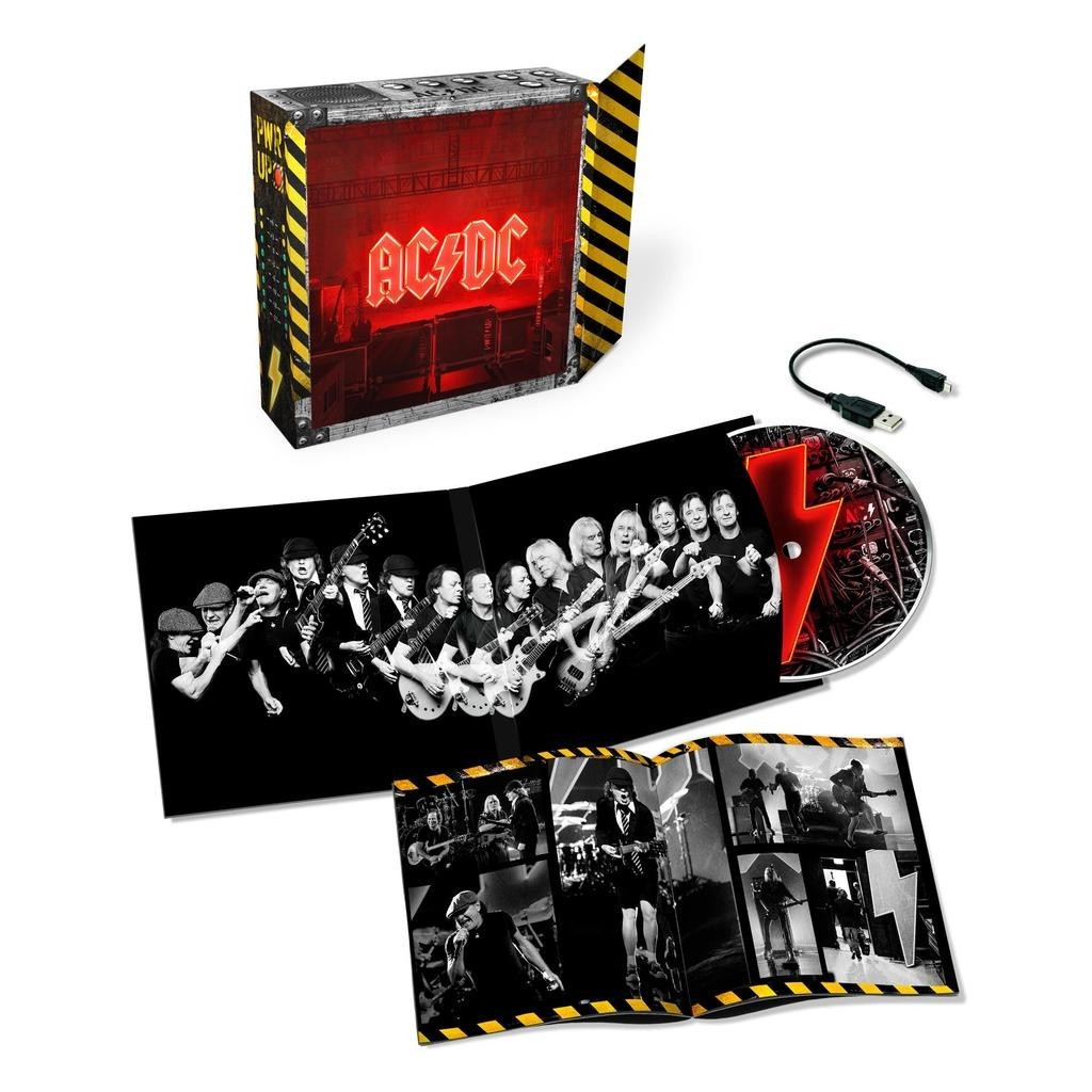 AC/DC - Power Up (Limited Edition) CD - 19439744472