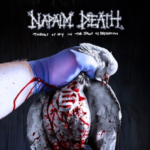 Napalm Death - Throes of Joy in the Jaws of Defeatism CD - 19439763892