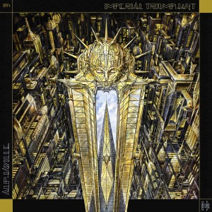 Imperial Triumphant - Alphaville CD - 19439774472