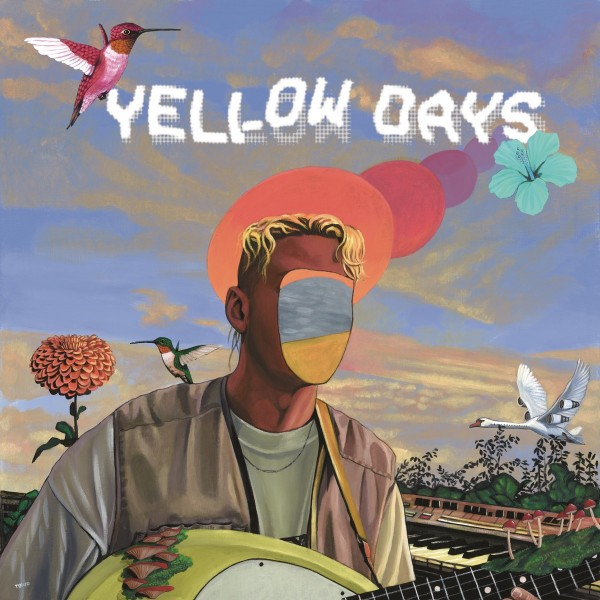 Yellow Days - A Day In A Yellow Beat VINYL - 19439777681