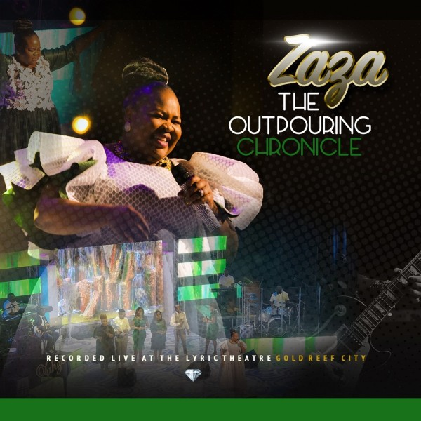 Zaza - The Outpouring Chronicle CD - CDZHD 004