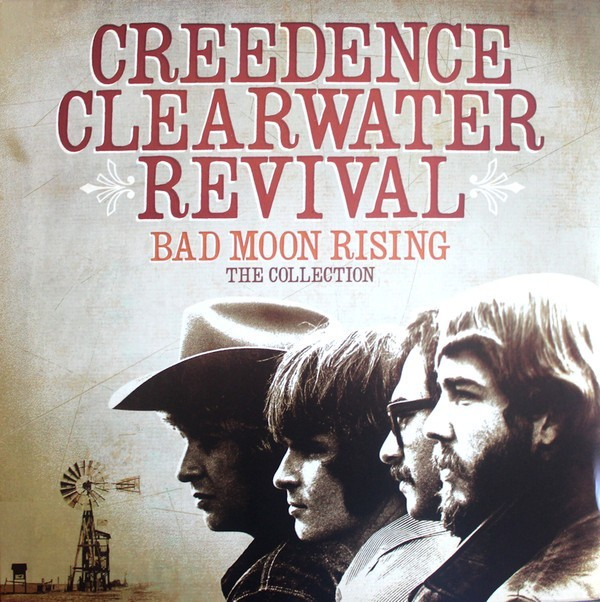 Creedence Clearwater Revival - Bad Moon Rising - The Collection VINYL - 060257791598